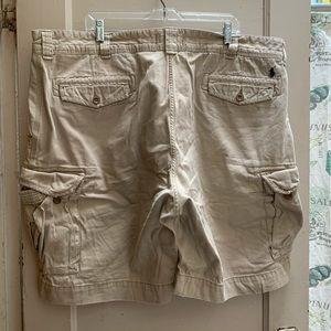 Polo Ralph Lauren cargo shorts size 46BIG